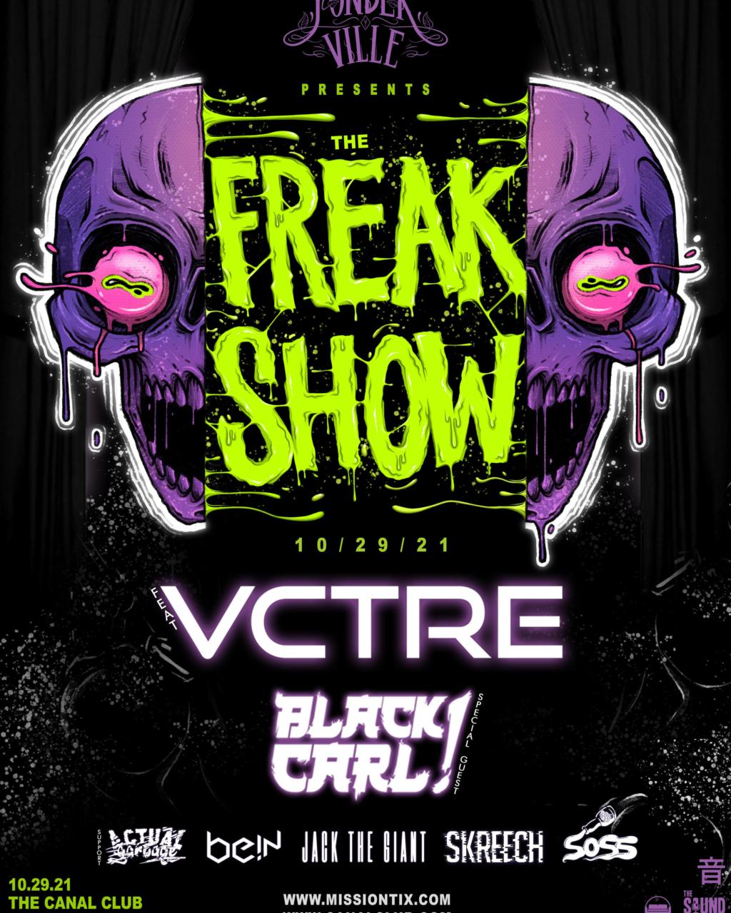 The Freak Show feat. VCTRE